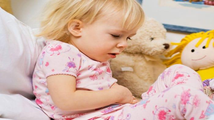 علائم کرون در کودکان