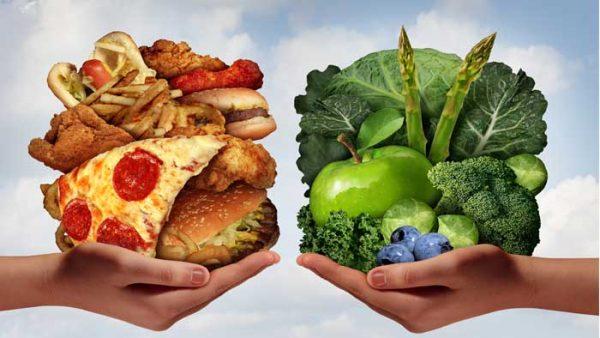 غذاهای مضر و مفید فیستول